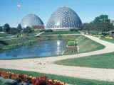 Mitchell Park Horticultural Conservatory Domes