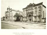 North 4th Street, Turner Hall and Robert Chivas Post Hall