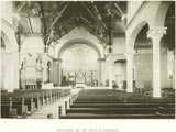 St. Paul's Episcopal Church, interior