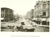 Plankinton Avenue (West Water Street), looking north from Wisconsin Avenue