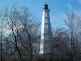 North Point Lighthouse in Lake Park