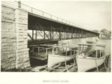 Milwaukee River, North Avenue (North Street) Bridge
