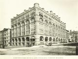 Broadway Street, Northwestern Mutual Life Insurance Company Building