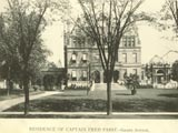 Wisconsin Avenue (Grand Avenue), Captain Frederick Pabst Mansion