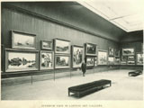 Layton Art Gallery, interior