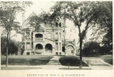 Wisconsin Avenue (Grand Avenue), E.A. Plankinton House
