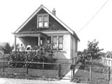 South 14th Street, Toll family house