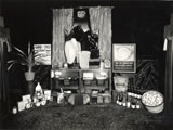 Lincoln Avenue,  display at Riviera Theater
