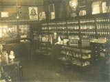Lincoln Avenue, pharmacy interior