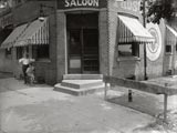 Lincoln Avenue, Korpal Saloon and Buffet