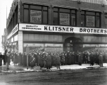 Lincoln Avenue, Klitsner Brothers Department Store