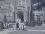 South 16th Street, St. Gerard's School, wedding party