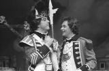 1979-1980: The Recruiting Officer;