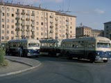 Trolley-buses in Moscow, Russia