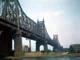 Queensboro Bridge in New York, New York