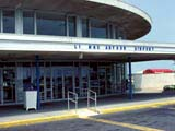 Terminal at Long Island MacArthur Airport in Islip, New York