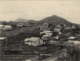 Building new American town at Panama