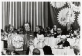 1973: Golda Meir addresses a State of Israel Bond conference in Miami