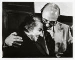 1977: Golda Meir and Jerold C. Hoffberger