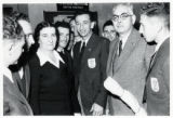 1947: Golda Meir and the Ha'poel Soccer Team