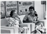 1973: Golda Meir and David Elazar