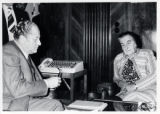 1973: Golda Meir and Chancellor Bruno Kreisky in Vienna