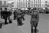 Warsaw August 1939, Polish officers during the military parade