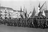 Warsaw August 1939, military parade at the Piłsudski square