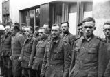 German prisoners of war captured during the September Campaign of 1939