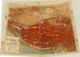 1914 Tibet and adjacent countries
