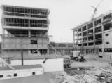 Construction of Lapham Hall