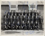 ROTC class photo