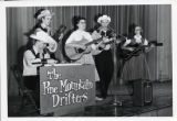 The Pine Mountain Drifters playing at Peak Night