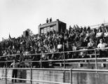 Crowd of spectators at Pearse Stadium