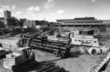 Construction of UWM Student Union