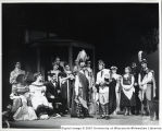Scene from student performance of Love's Labour's Lost