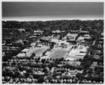 Aerial view of campus 1961