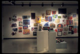 "Children of Milwaukee Exhibition ""Gallery Wall with Art and Sculpture"" (Slide 22)"