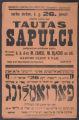 Tautas sapulci = א פאלקס פארזאמלונג, A folks farzamlung