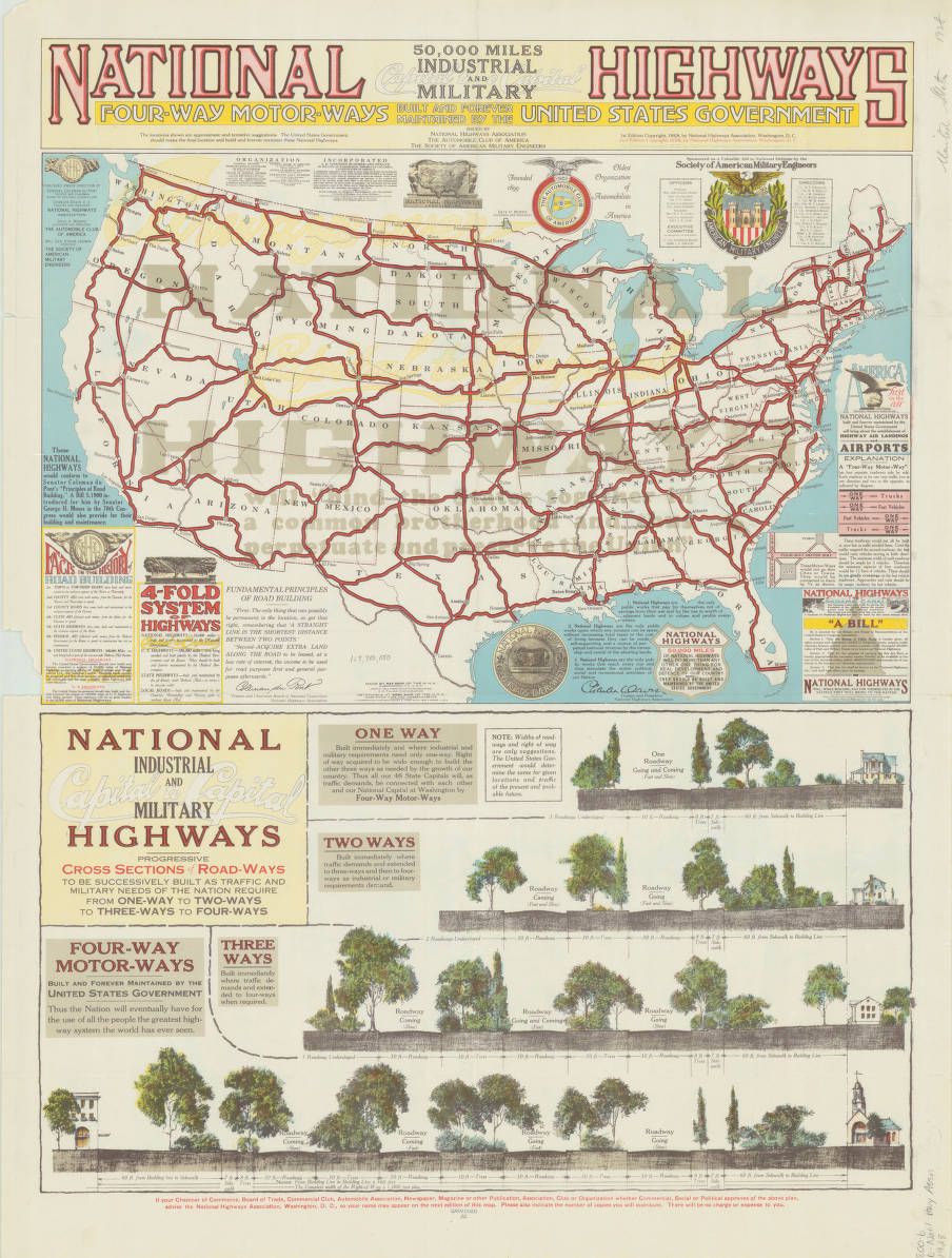 United States 1928 - American Geographical Society Library ...