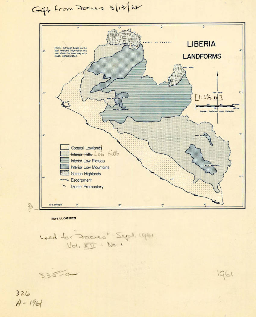 Liberia 1961 - American Geographical Society Liry Digital ... on geographical map of the united kingdom, geographical map of bahamas, geographical map of bermuda, geographical map of san salvador, geographical map of djibouti, geographical map of indochina, all the maps of liberia, geographical map of the philippines, geographical map of the dominican republic, geographical map of punta cana, geographical map of malaysia, geographical map of canada, geographical map of macedonia, africa map with liberia, geographical map of singapore, geographical map of burma, geographical map of belarus, geographical map of luxembourg, geographical map of trinidad and tobago, geographical map of united states of america,