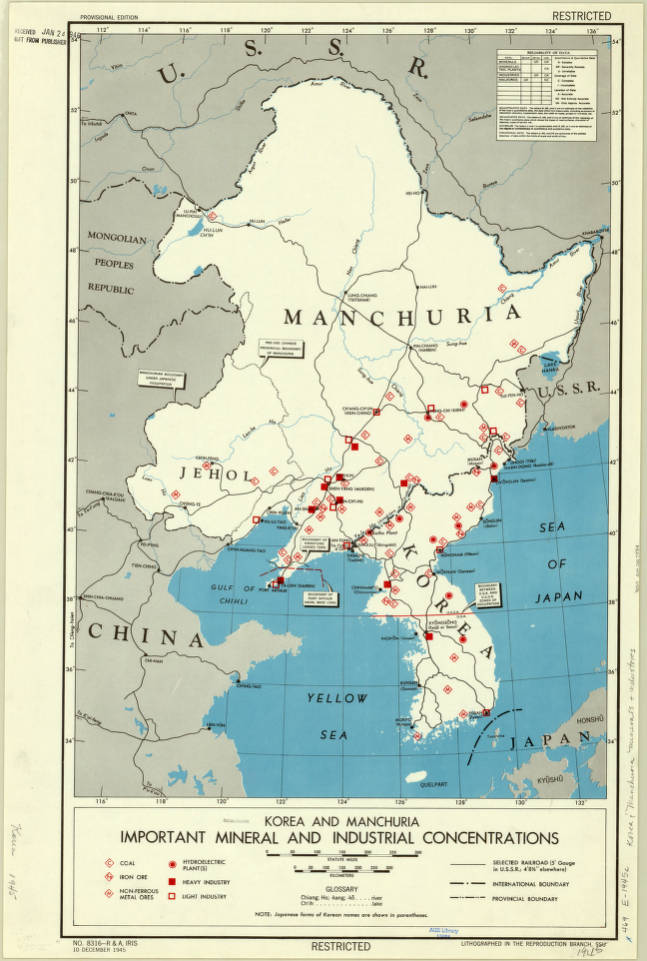 Korea and Manchuria 1945 - American Geographical Society ... on persia map, nanking massacre, hainan map, sweden map, empire of japan, russo-japanese war, kazakhstan map, gobi desert map, new guinea map, shenyang map, austria map, asia map, great wall of china, second sino-japanese war, beijing map, first sino-japanese war, ming dynasty, inner mongolia, formosa map, china map, pakistan map, xinjiang map, sakhalin map, pearl harbor map, abyssinia map, angola map, qing dynasty, great wall map, japanese invasion of manchuria, nicaragua map,