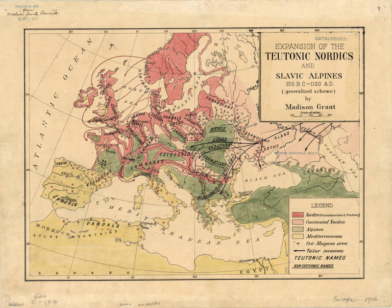 Map Of Europe 1100 Ad.Europe 1916 American Geographical Society Library Digital Map